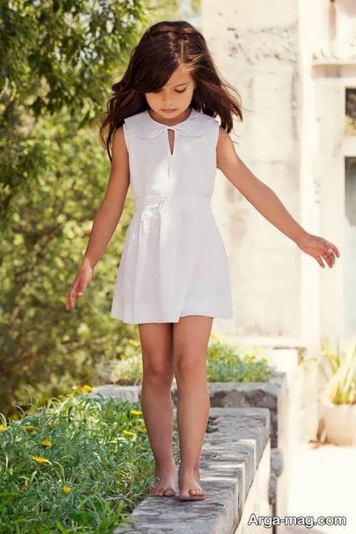 لباس تابستانه بچه گانه