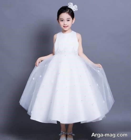 لباس عروس بچه