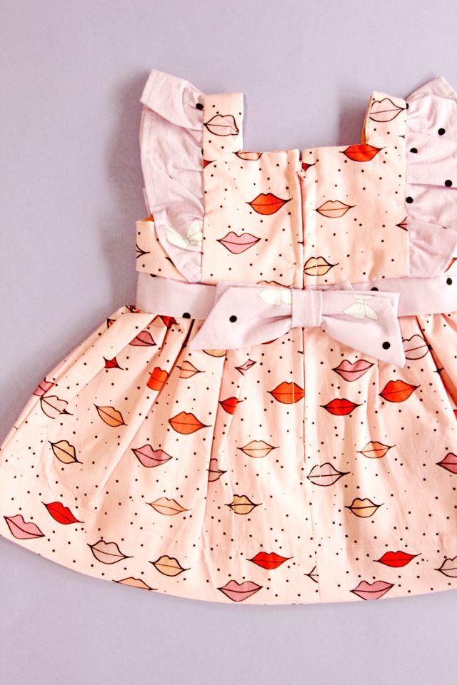 خیاطی لباس کودک