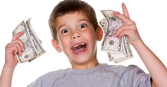 بودجه لباس کودک