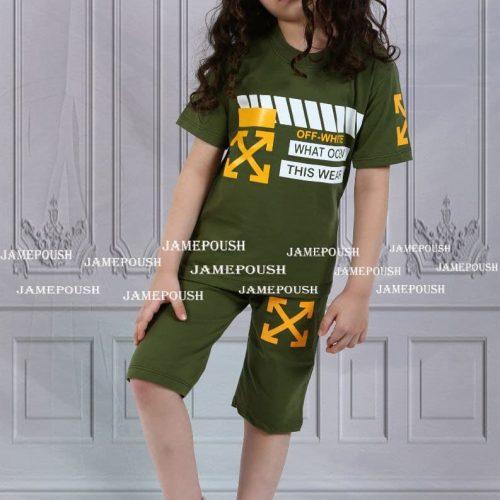 تی شرت شلوارک